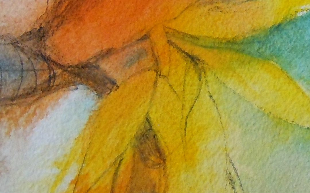 AQUARELL – MALREISE DURCH DIE TOSKANA – VHS TELFS, 8.11. – 6.12.17