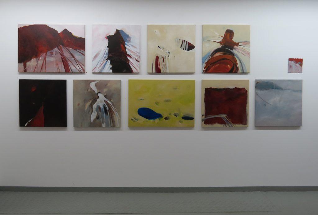 ART-BOX, Lisa Krabichler, Zyklus Grenzüberschreitungen 2015