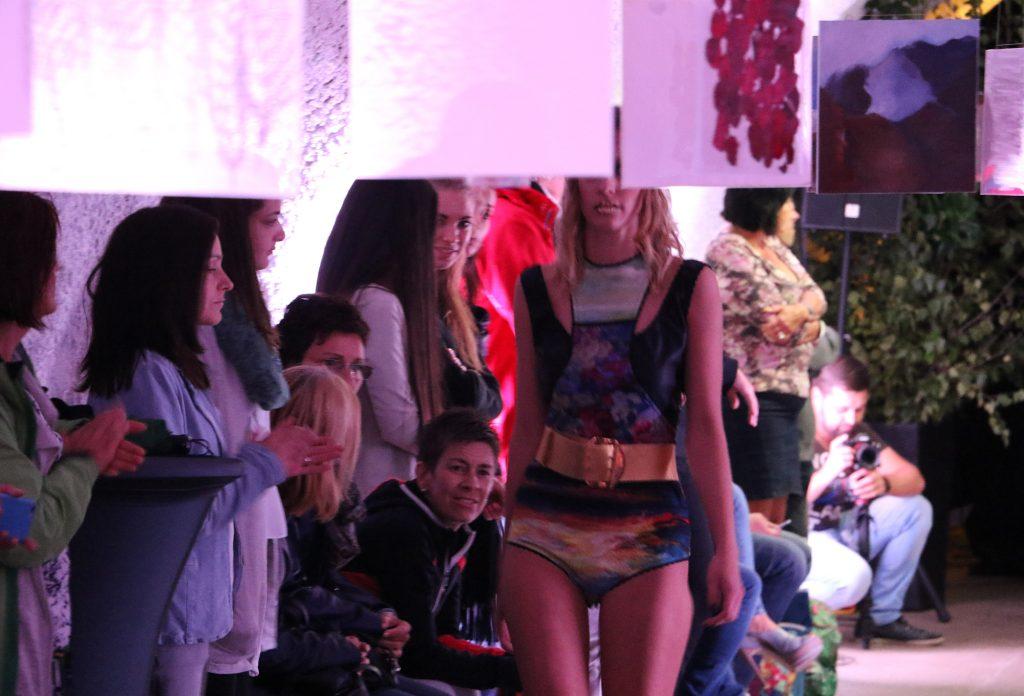 Fashionshow von Rebekka Ruetz