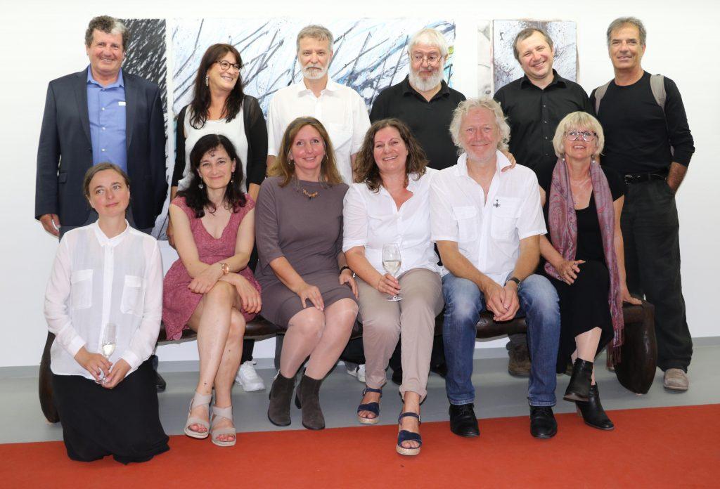 Symposion, teilnehmende KünsterInnen, 2017
