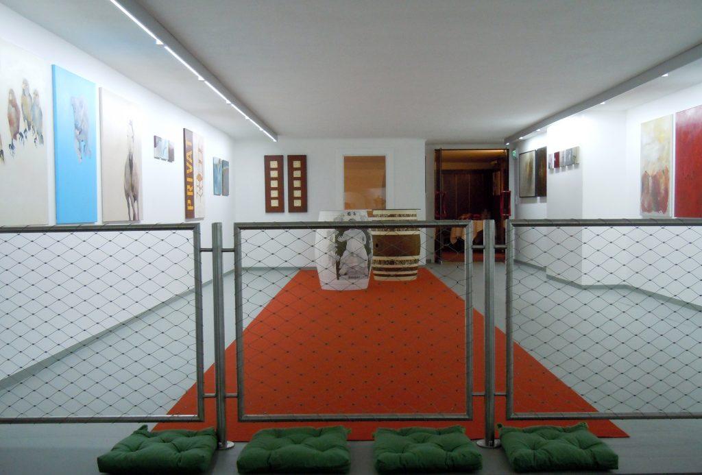 ART-BOX, Galeriesicht