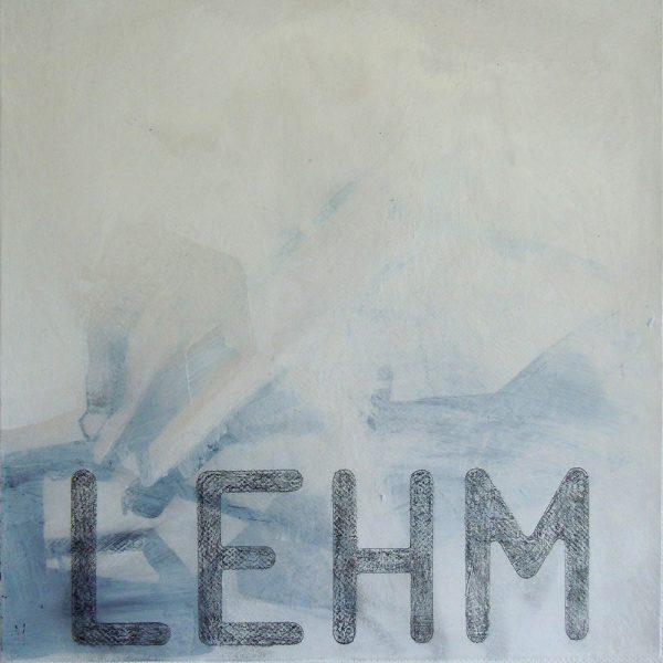 Das Große im Kleinen 11, 20 x 20 cm, Mischtechnik, 2012