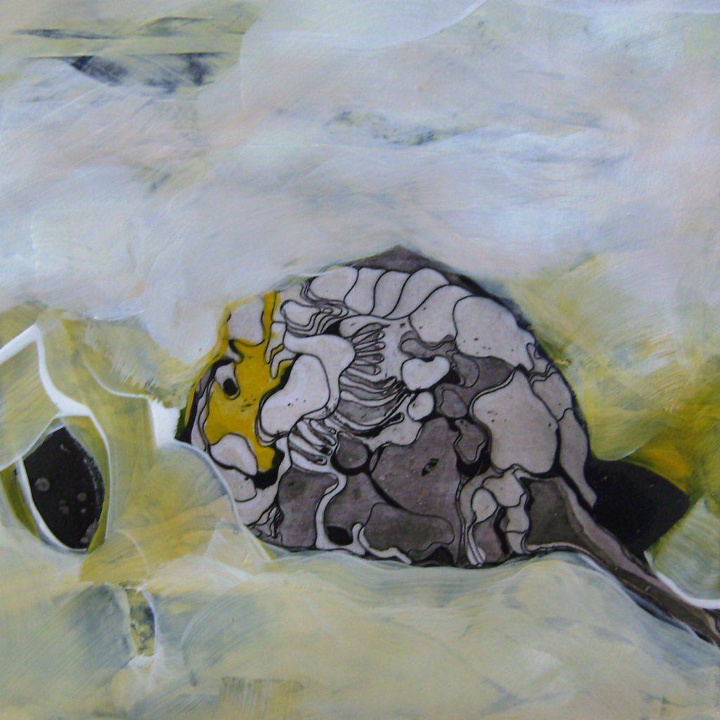 Nemo, 20 x 20 cm, Mischtechnik, 2008
