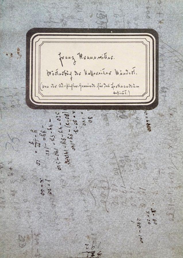 Franz Kranewitter, Wörterbuch der Nassereither Mundart