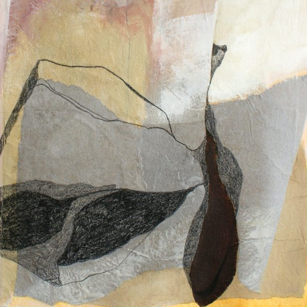 Seferihisar, Growing, 24 x 24 cm, Mischtechnik auf Papier, 2010