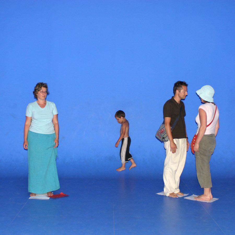 Bluebox ... schwerelos, mit Thomas Schafferer und Britta Fugger
