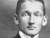 Leopold Scheiring, Maler, 1884 - 1927 (vermisst)