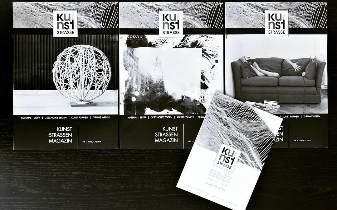 KUNSTSTRASSEN-MAGAZIN (1-3) 2019