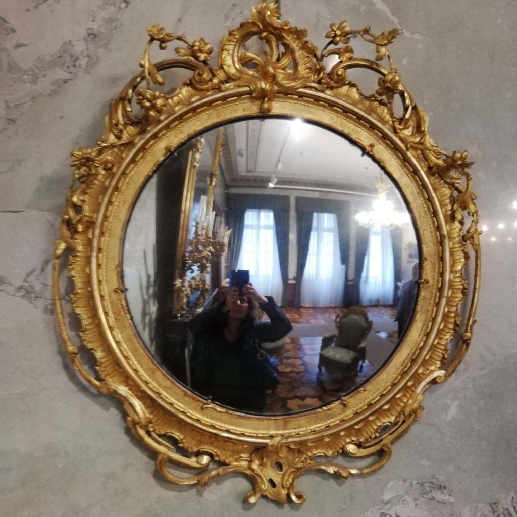 META-SPACE | self in a mirror, Fotografie, Museo Revoltella, Triest, 23.9.2019