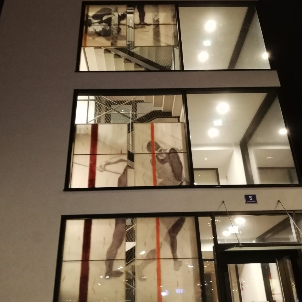 Maurizio Bonato, Grafik, WBW Fassade