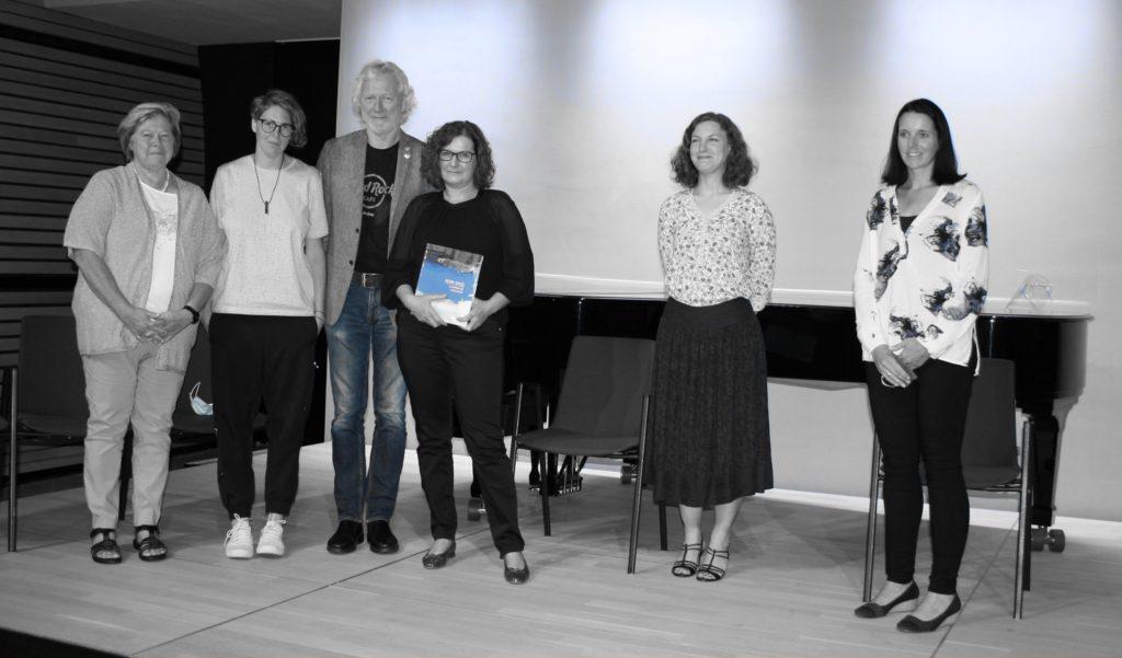 Buchpräsentation: Peppi Spiss, Ultramarin und lichtes Ocker