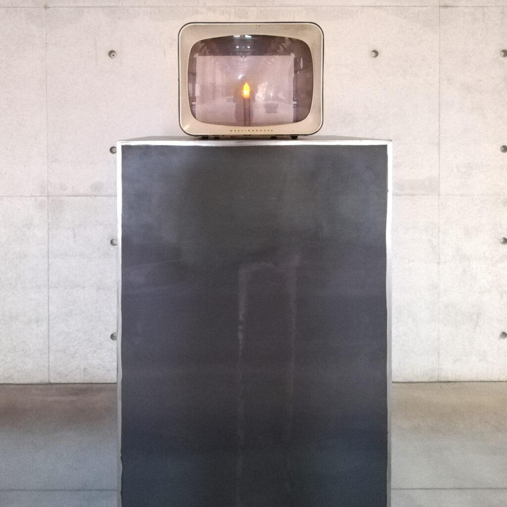 META-SPACE | self in a mirror, Fotografie, Pinault Collection (Nam June Paik), Venedig, 30.8.2020