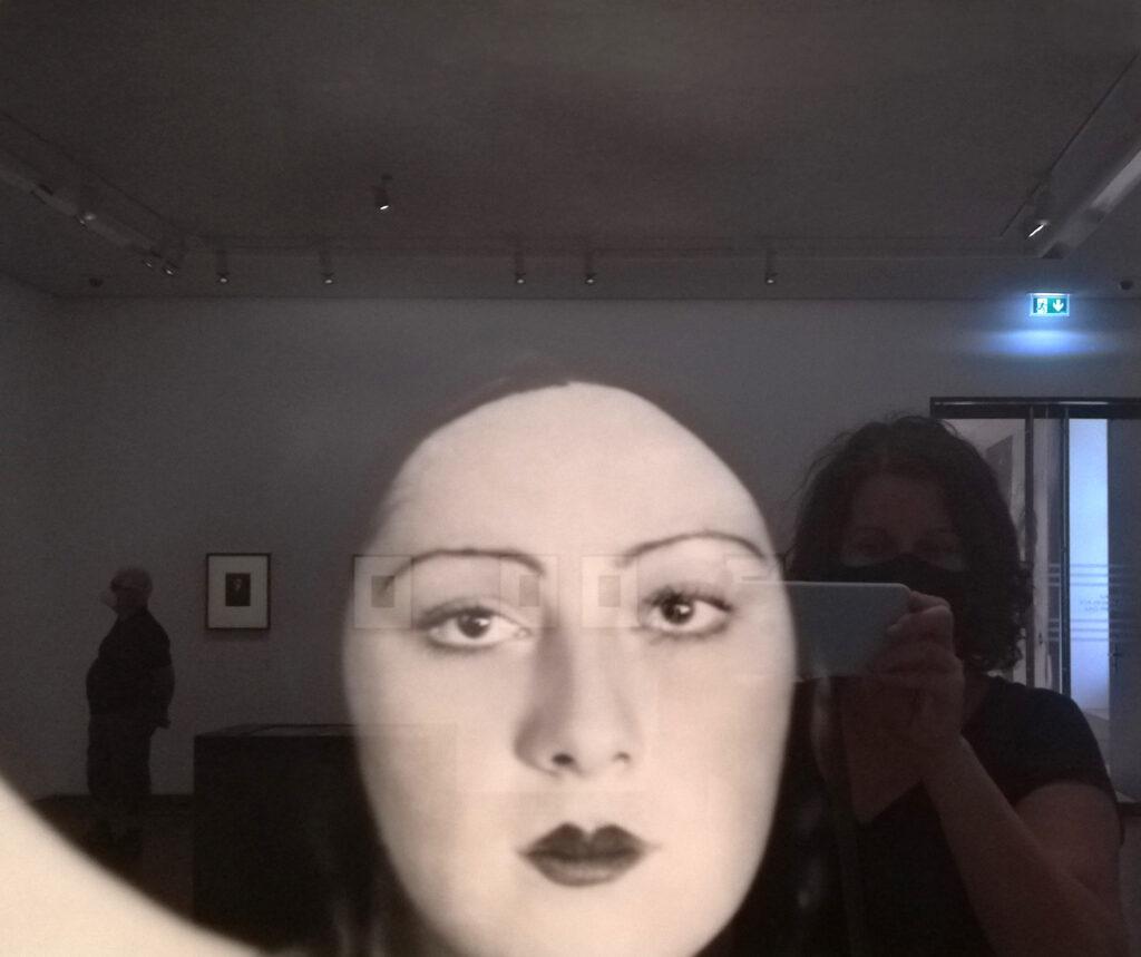 META-SPACE | self in a mirror, Fotografie, Albertina (Lotte Jacobi), Wien,10.6.2021